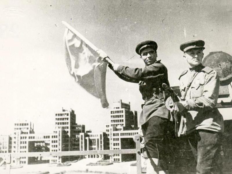 Освобождение Харькова. Мифы 1943-го - MediaPort