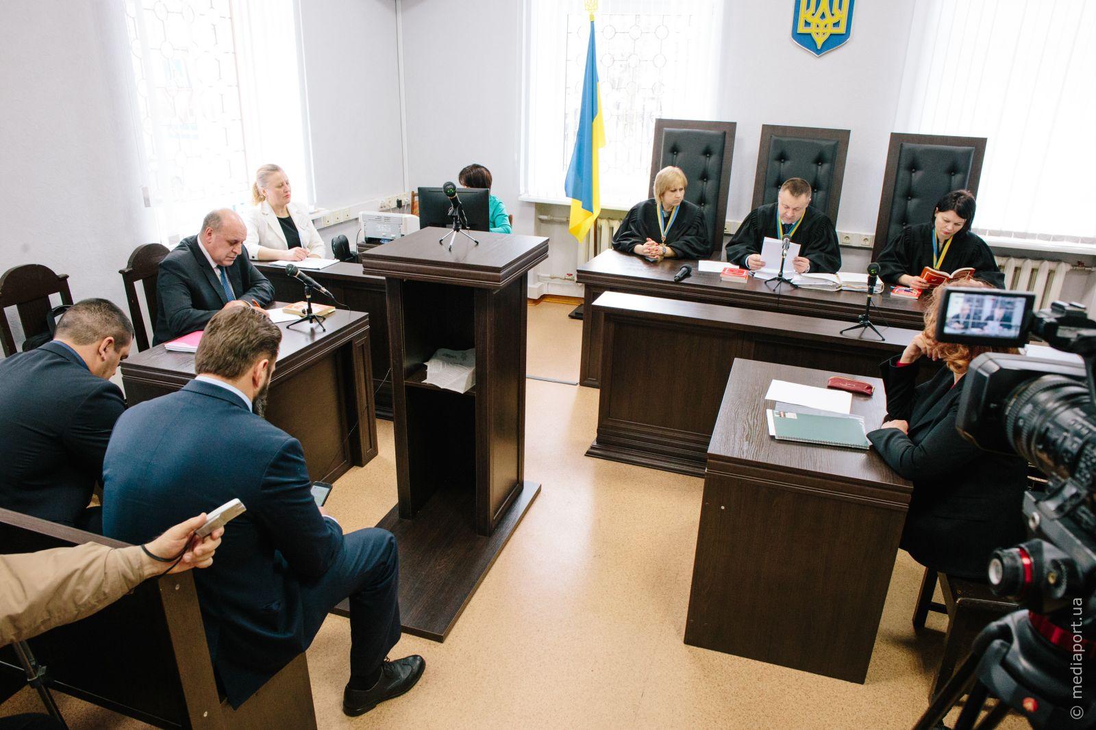 Полтавський апеляційний суд, 2019 рік. Фото Павла Пахоменка