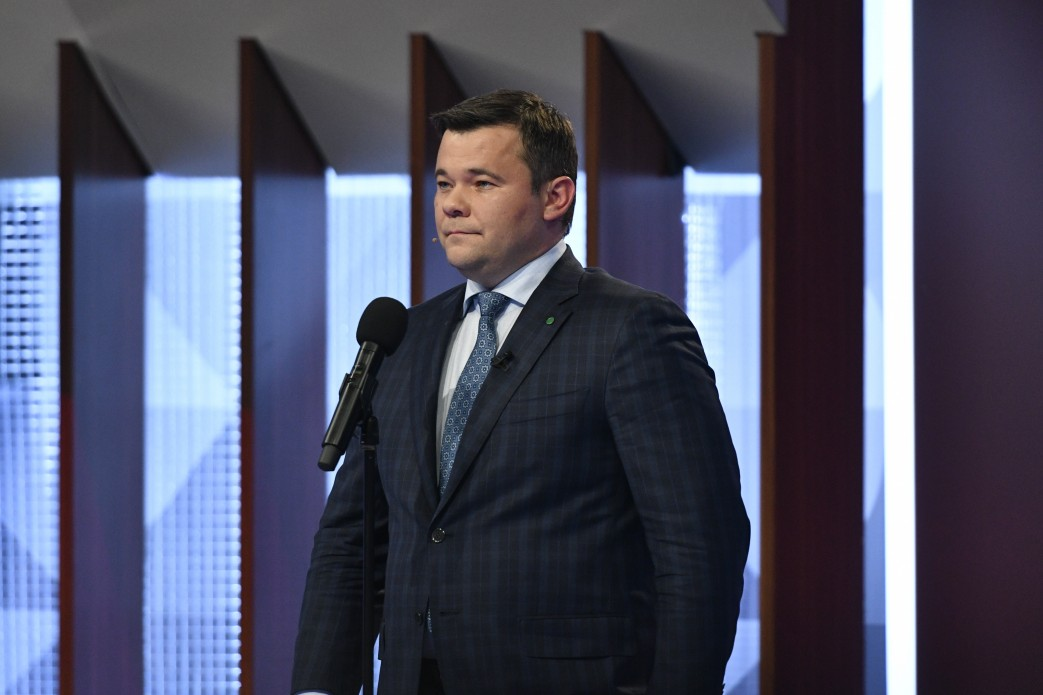 Андрій Богдан. Фото: president.gov.uа