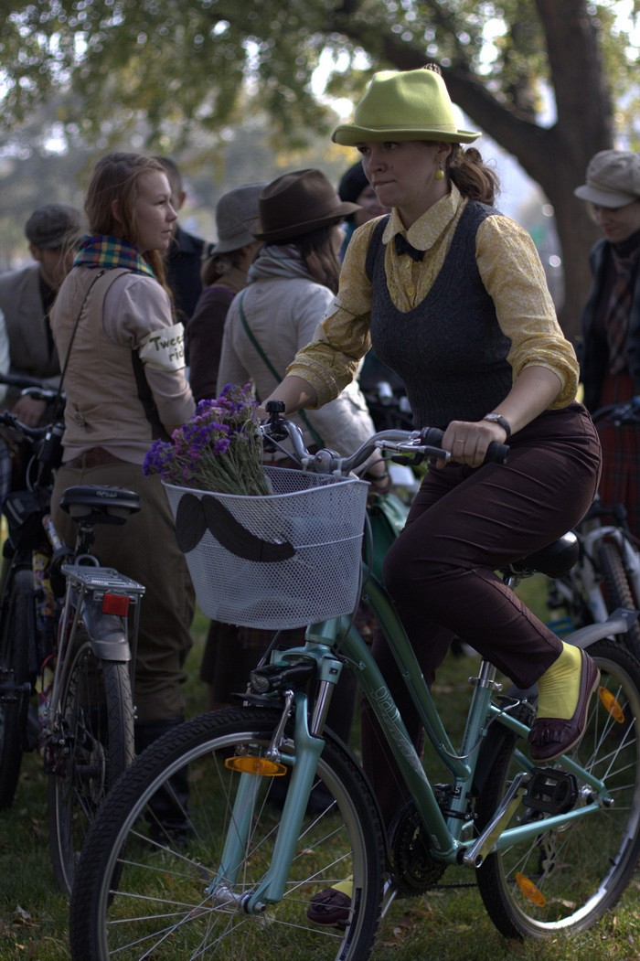 Tweed ride. Октябрь 2012