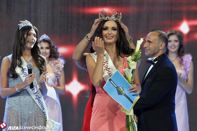 Королева украины 2013 работа модели для выставок в москве