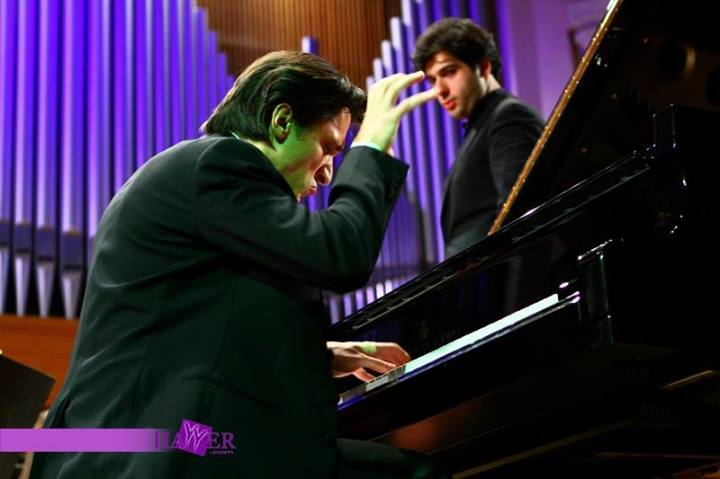 Александр Романовский. Фото: Krainev International Competition for Young Pianists