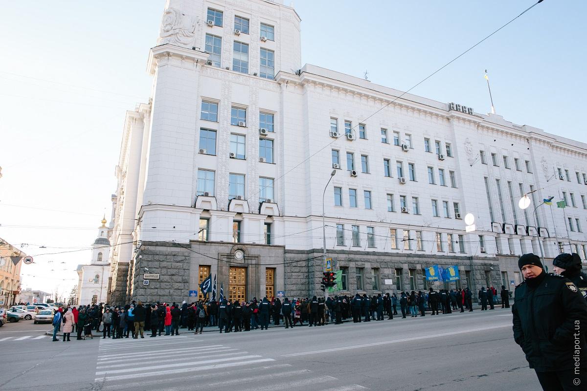 Харківська міська рада, архів. Фото Павла Пахоменка