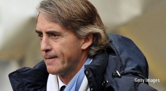 Роберто манчини уволен из манчестер сити