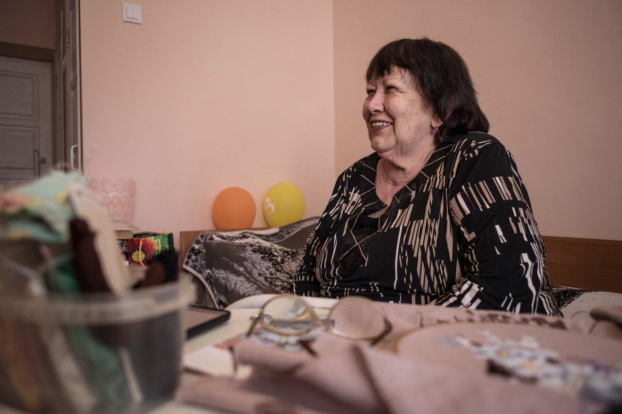 Дом престарелых на залютино отекает нога после перелома шейки бедра что делать