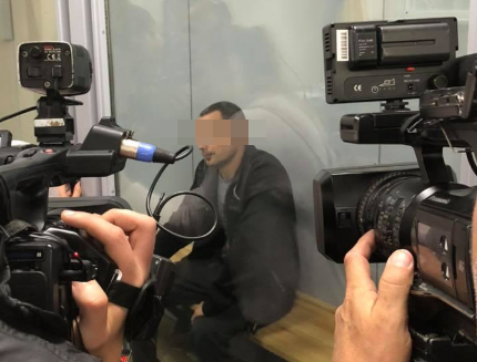 8 травня підозрюваного у стрілянині взяли під варту
