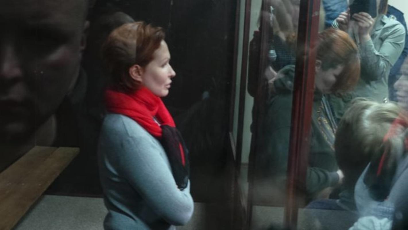 Юлія Кузьменко. Фото: Цензор. НЕТ